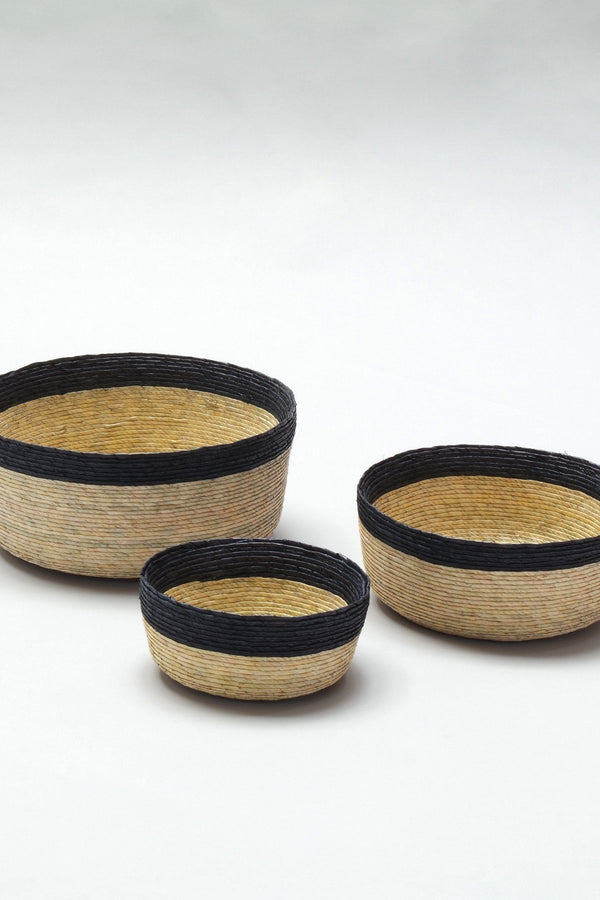 Small Round Baskets