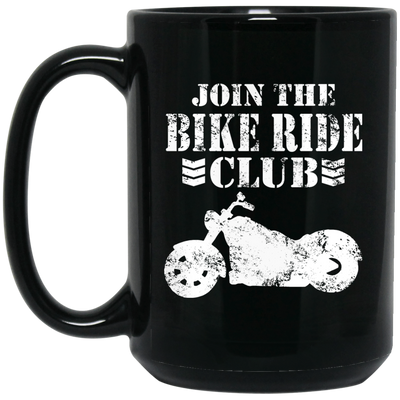Bike Ride Club Mug