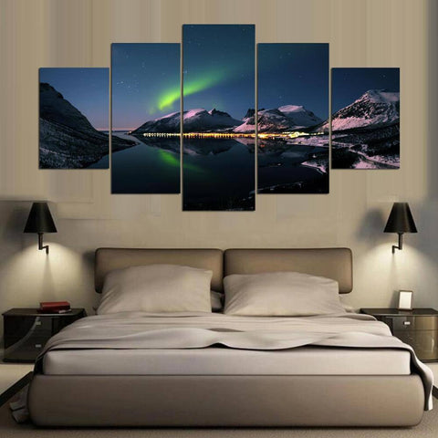 Canvas - Northern Lights Canvas 1