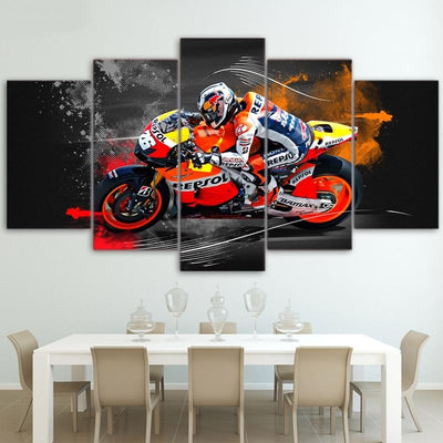 Canvas - Racing Power Canvas