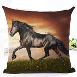 Everything Else - Horse Pillow Cover. 3 Options.