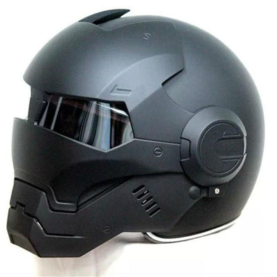 Motorcycle - IronMan Motorcycle Helmet