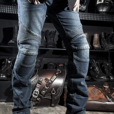 Motorcycle - Duhan Windproof & Protective Motorcycle Jeans
