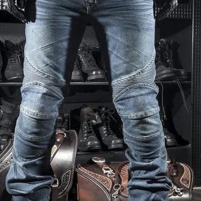 Duhan Windproof & Protective Motorcycle Jeans