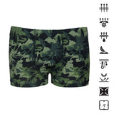 BOXER TECH CONFORT KIDS CAMUFLADA