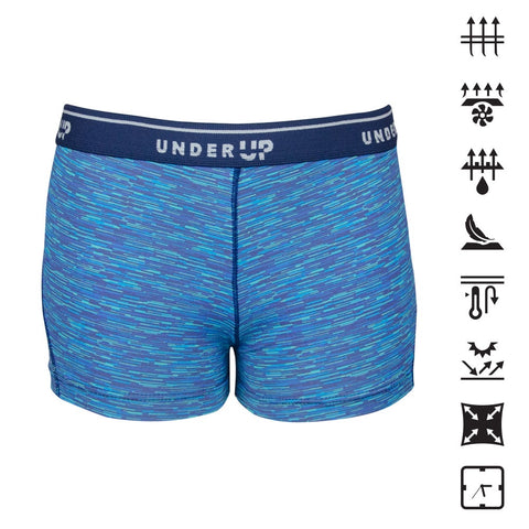 SHORTS HI-TECH RISCO KIDS