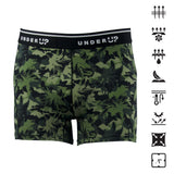 HI-TECH SHORTS CAMUFLADA