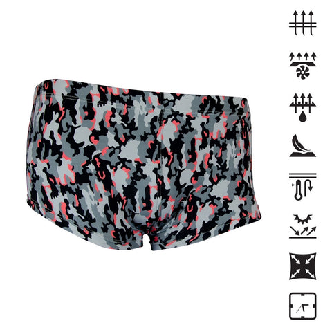 CUECA SUNGÃO TECH CAMUFLADA COLOR