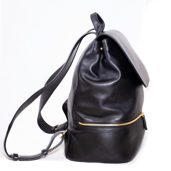 64a5d31327cd Women s Leather Backpack - The Everyday – Cariset