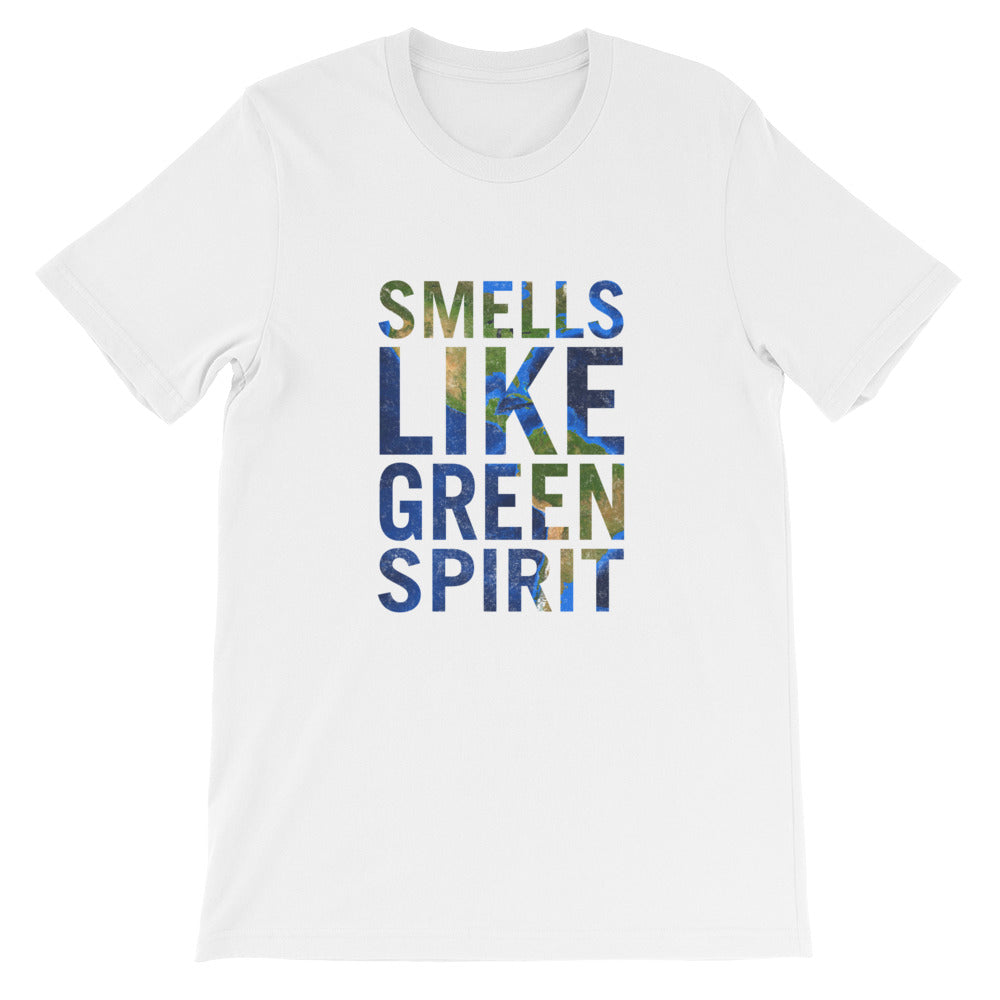 Smells Like Green Spirit Unisex T-Shirt