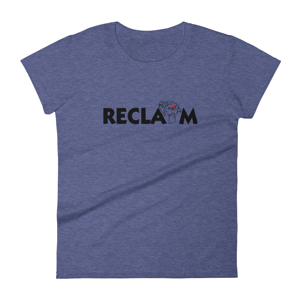 Reclaiming Our Time Women's Premium T-Shirt
