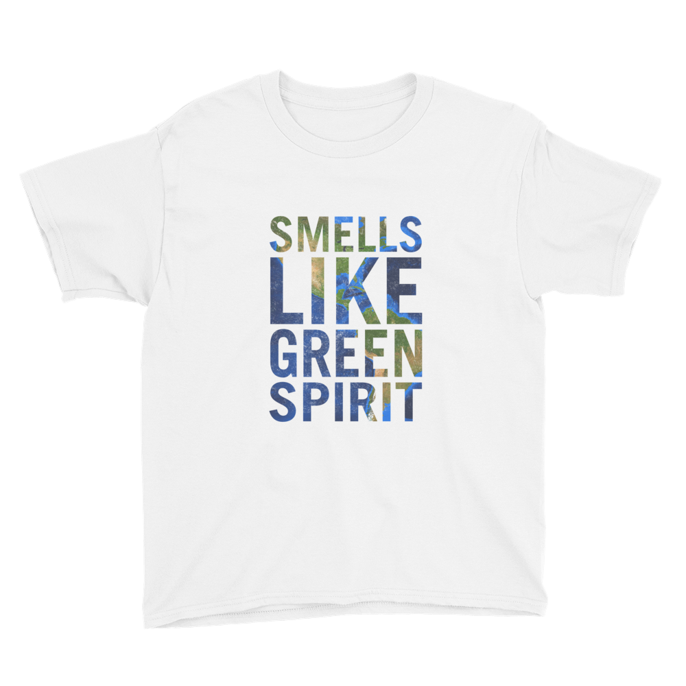 Smells Like Green Spirit Youth T-Shirt