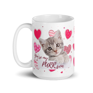 You're my PURRson Mug
