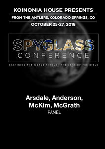 SG2018E05: Arsdale, Anderson, McKim, McGrath - Discussion Panel