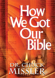 How We Got Our Bible - Book