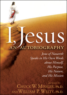 I, Jesus: An Autobiography - Book