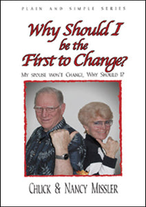 Why Should I Be The First To Change? - Book