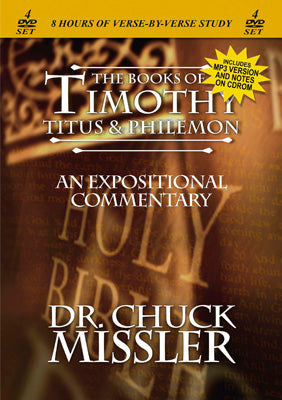 Timothy, Titus & Philemon: An Expositional Commentary