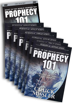 Prophecy 101: Group Workbook Pack
