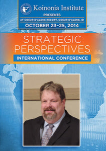 SP2014W02: Chris Corlett - Education is an Everyman Strategic Perspective