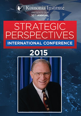SP2015E12: Dr. Chuck Missler - How To Avoid Deception