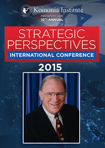 SP2015E19: Dr. Chuck Missler - Know Your Calling