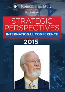 SP2015E04: Gary Stearman - New Insights on the Last Generation