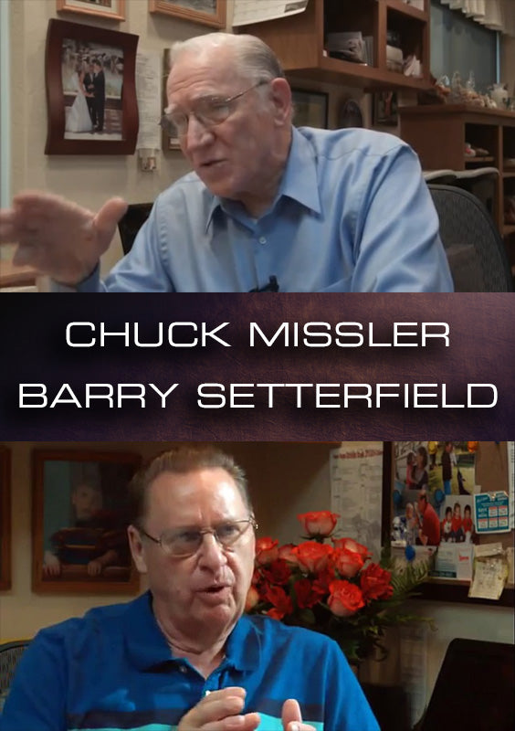Issachar Insight: Chuck Missler interviews Barry Setterfield