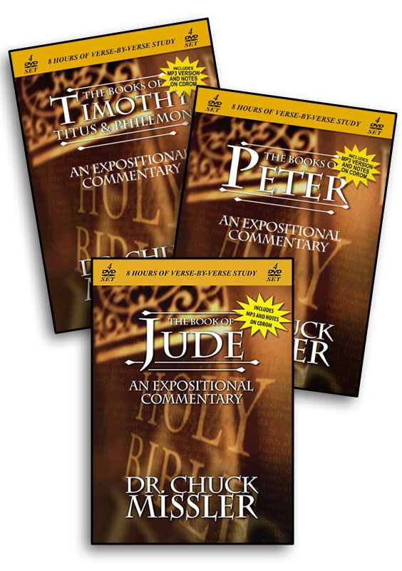 Leaders Commentary Bundle