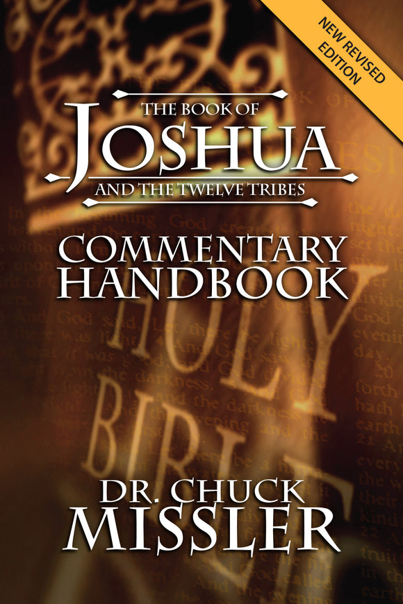 Joshua and The Twelve Tribes: Commentary Handbook