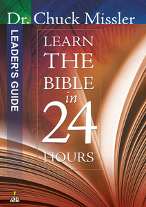 Learn the Bible in 24 Hours - Leader's Guide