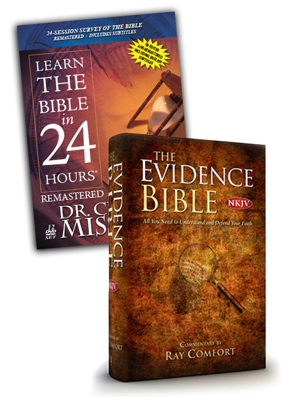 Learn the Bible Bundle