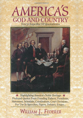 America's God and Country - Book