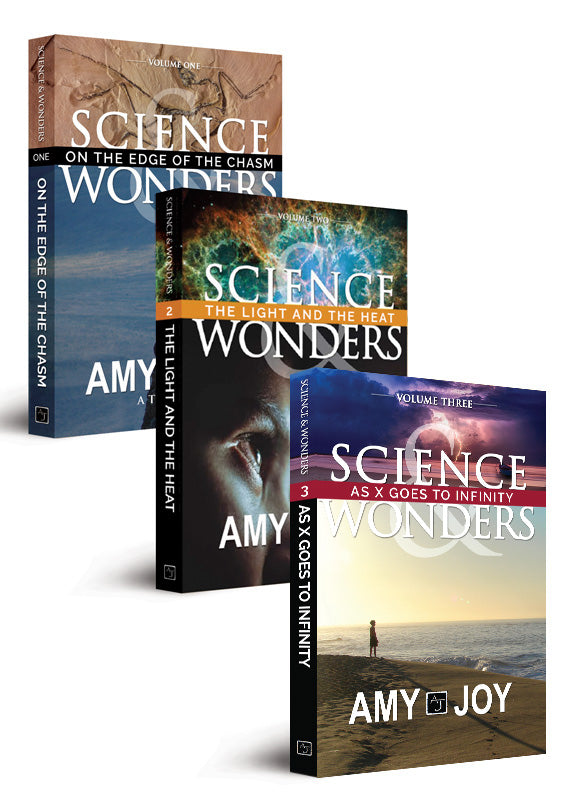 Science & Wonders Book Bundle: Vol.1, 2 & 3