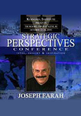 SP2010E08: Joseph Farah - The Crisis In Conservatism