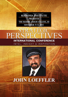 SP2011E01: John Loeffler - Critical Thinking in a World of Deceit