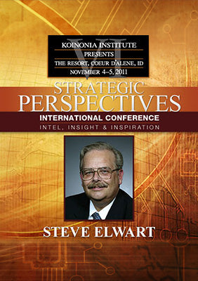 SP2011E03: Steve Elwart - Behind the Curtain: Geopolitics at the End Times