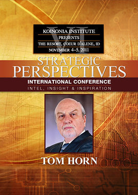 SP2011E06: Tom Horn - Pandemonium's Engine