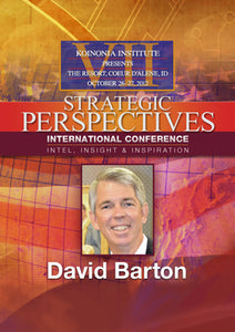 SP2012E01: David Barton - Keeping Truth in History
