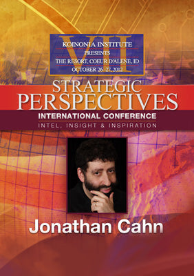 SP2012E02: Jonathan Cahn - The Harbinger and the Mystery of America's Future