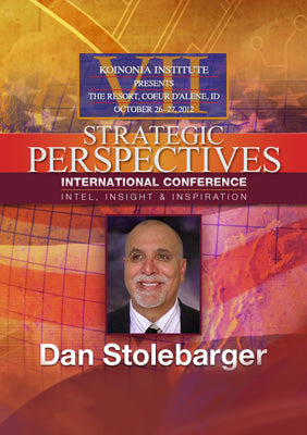 SP2012E04: Dr. Dan Stolebarger - The Urgency for Christian Zionists