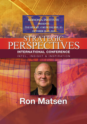 SP2012E05: Ron Matsen - The Impact of Replacement Theology