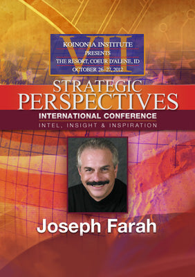 SP2012E07: Joseph Farah - After The Harbinger