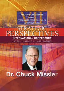 SP2012E09: Dr. Chuck Missler - Weathering the Coming Storm