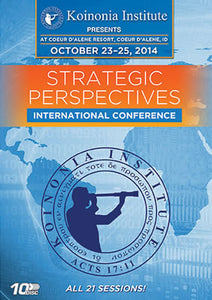 2014 Strategic Perspectives Conference IX