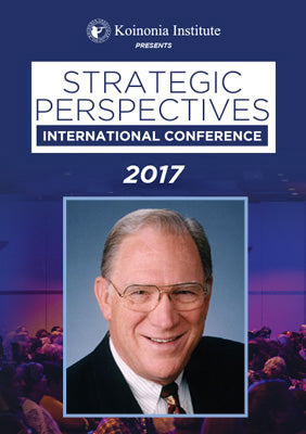 SP2017E01: Dr. Chuck Missler - Welcome Message