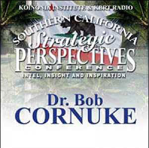 SPR2008: Dr. Bob Cornuke - Lessons From The Ledge