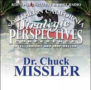 SPR2008: Dr. Chuck Missler - The Boundaries of Reality