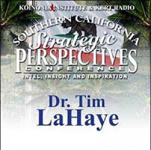 SPR2008: Dr. Tim LaHaye - God's Merciful Acts In Revelation