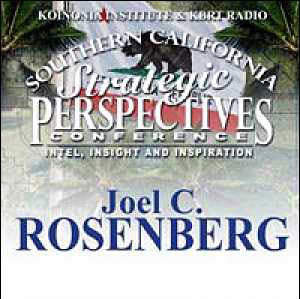 SPR2008: Joel C. Rosenberg - All Eyes On The Epicenter